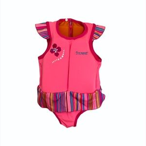 Stearns Girls Youth Pink Life Vest
